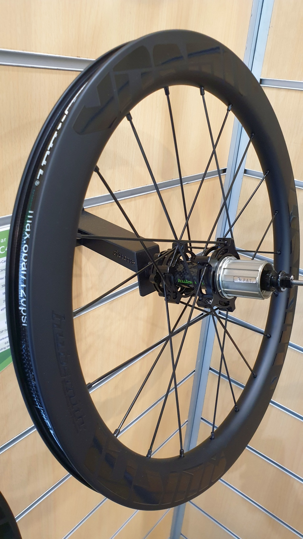 Hubsmith Carbon-Laufrad