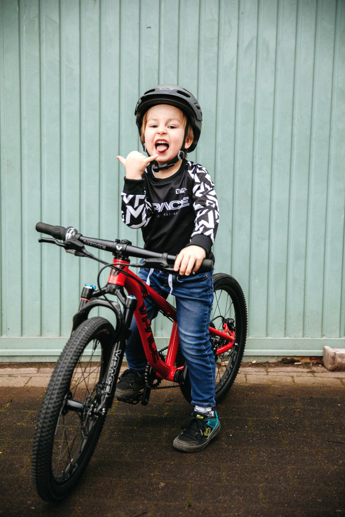 GripShift am Kinder-MTB - intuitive Schaltung für junge Einsteiger