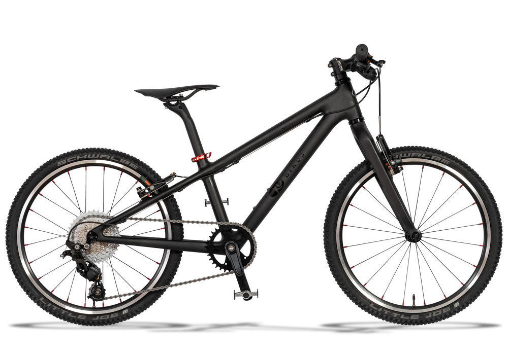 KUbikes Carbon 20 Zoll