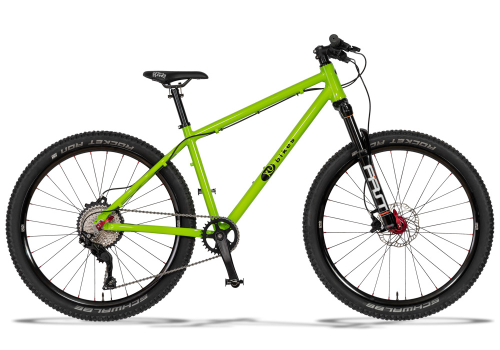 KUbikes Disc M 26 Zoll - CustomMade mit Federgabel