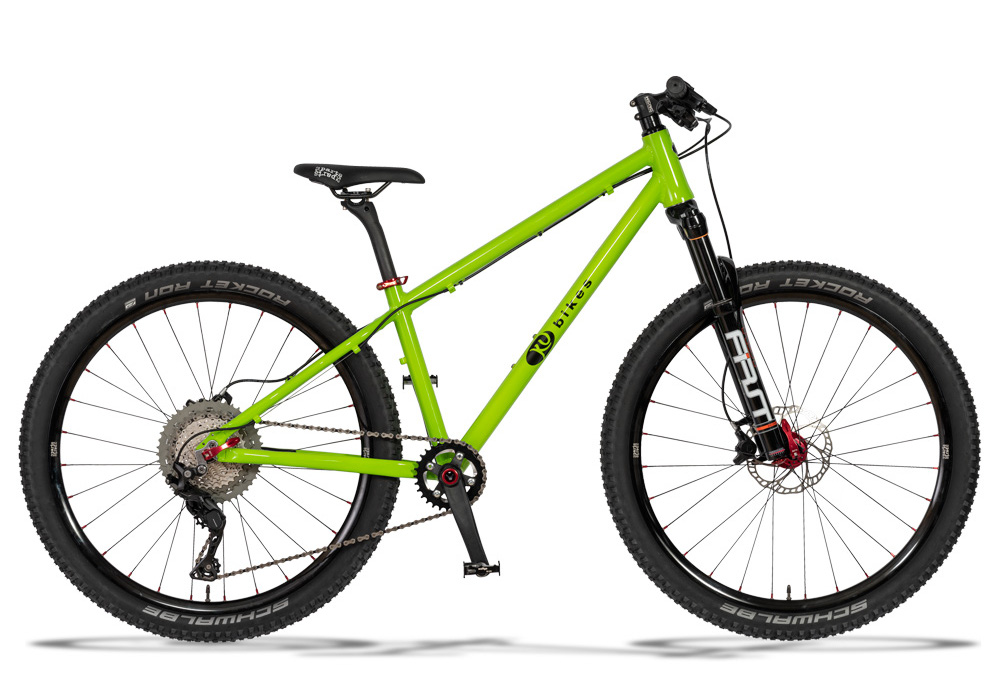 KUbikes Disc S 26 Zoll - Superlight