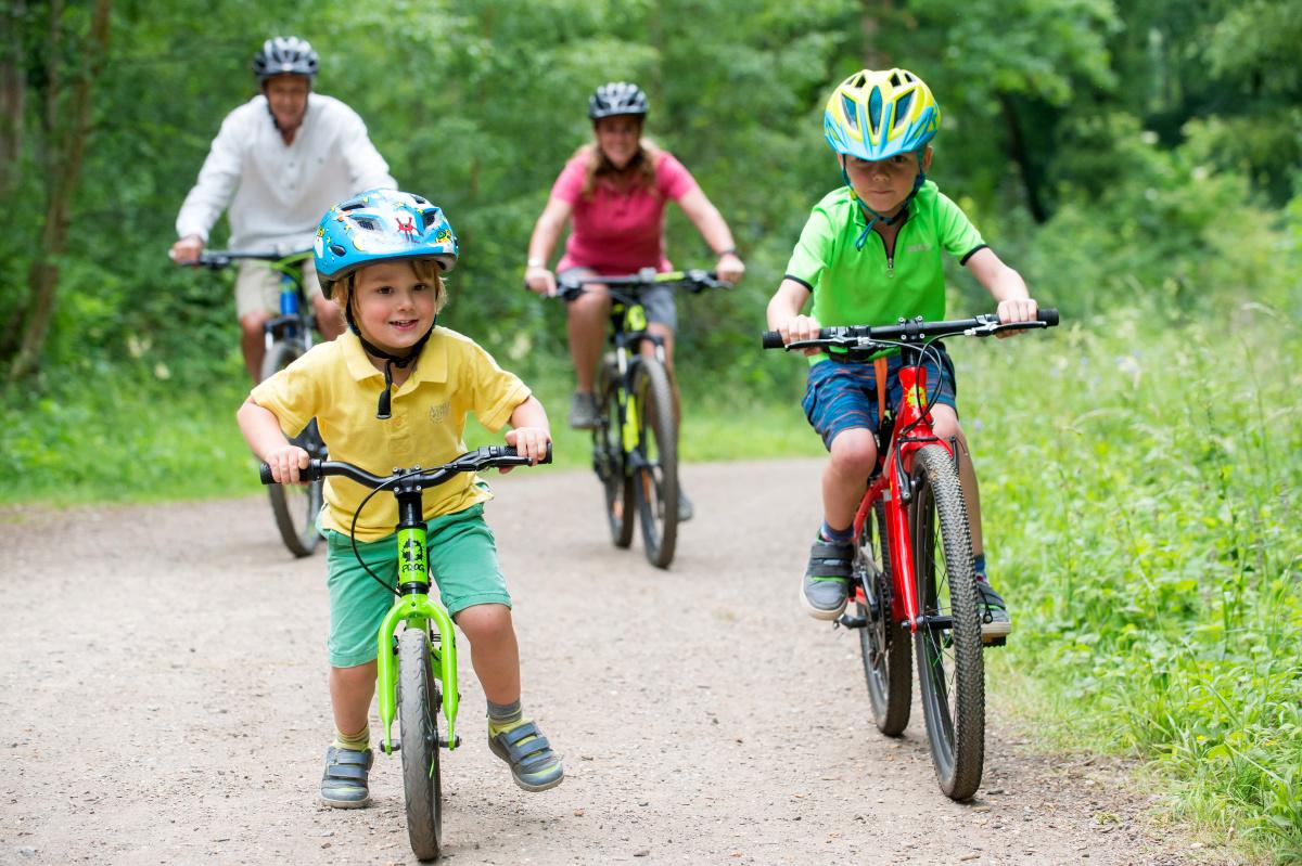Frog Bikes - Familienbetrieb