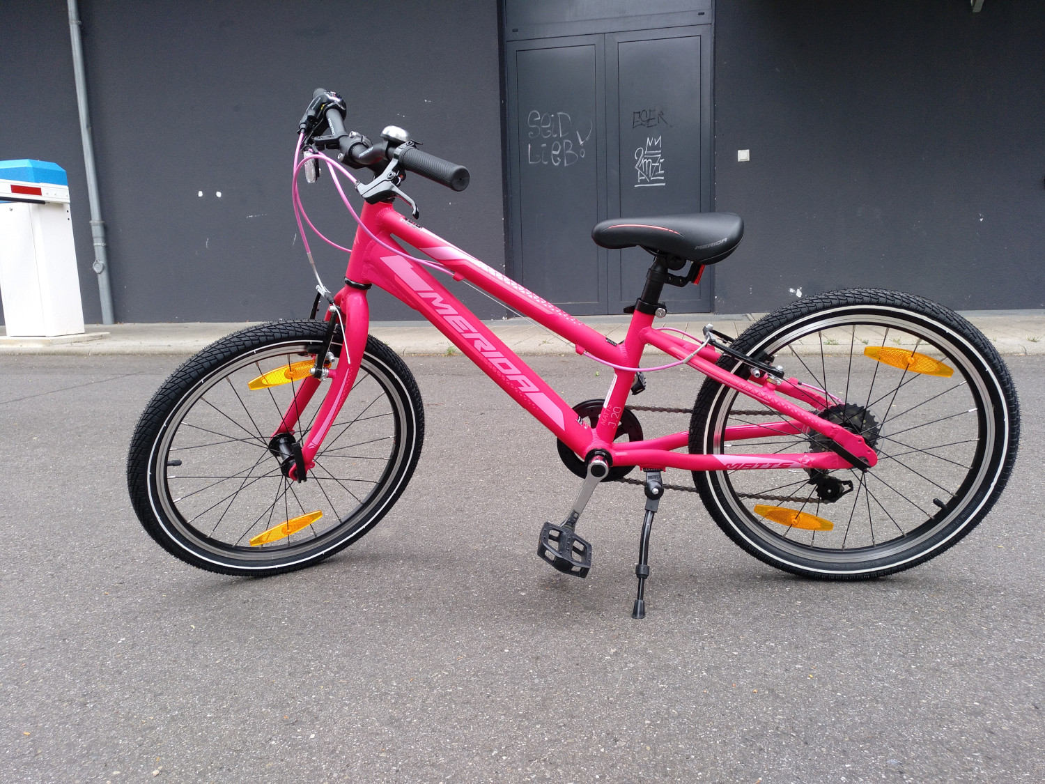 Kinderfahrrad Merida Matts J 20 Race