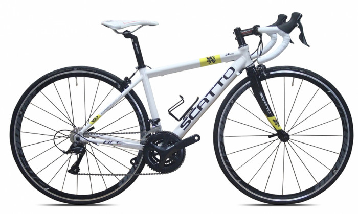 "Scatto - J-Race 28"" Tiagra 10 Speed"