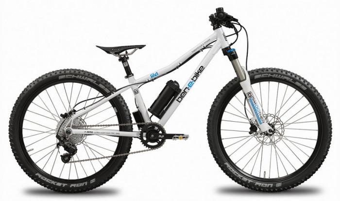 Ben-E-Bike - Twentyfour E-Power AIR
