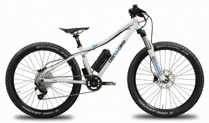 Ben-E-Bike - Twentyfour E-Power AIR