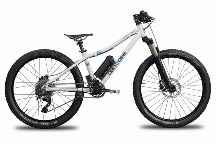 Ben-E-Bike - Twentyfour E-Power AIR-SL
