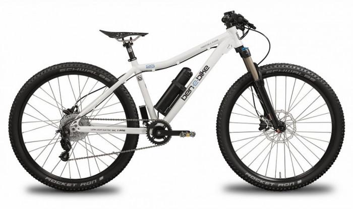 Ben-E-Bike - Twentysix E-Power AIR