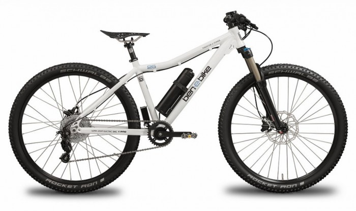 Ben-E-Bike - Twentysix E-Power AIR