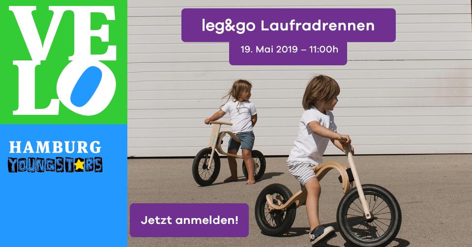 Laufradrennen VELO Hamburg 19.Mai 2019 - Jetzt anmelden