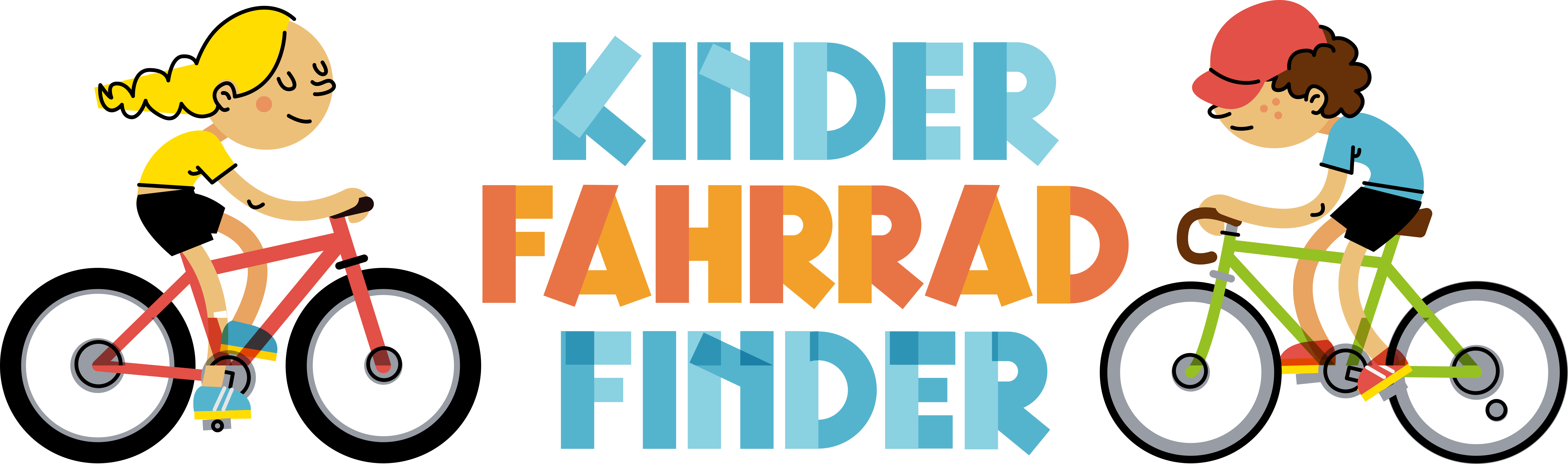 Kinderfahrradfinder Logo