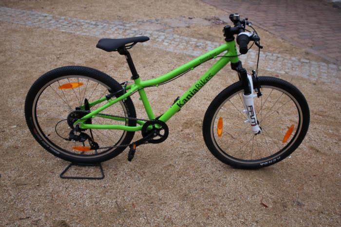 Kania Bikes - Twentyfour Suspension