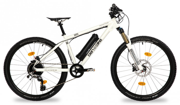 Ben-E-Bike - TWENTYSIX E-Power PRO