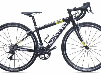 J-Cross 28 - Tiagra 10 Speed - Scatto