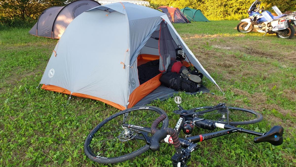 Big Agnes Copper Spur HV UL2 Bikepack - Zelt