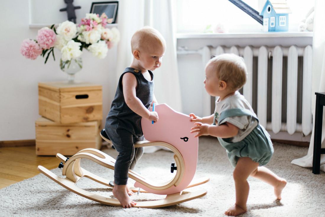 Leg&Go Schaukelelefant für Babys