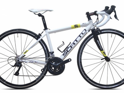 "J-Race 28"" Claris 8 Speed - Scatto"