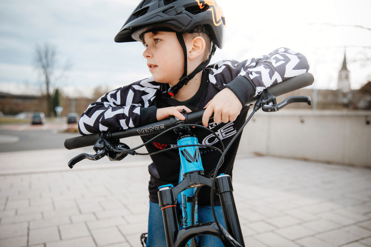 Kinder-MTB-Ratgeber - Schaltung, Bremsen und andere Komponenten