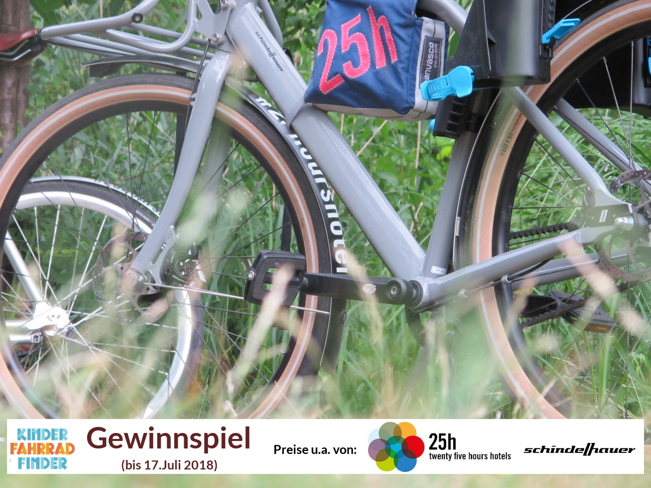 Schindelhauer Bikes, 25hours hotels & St.Anderswo
