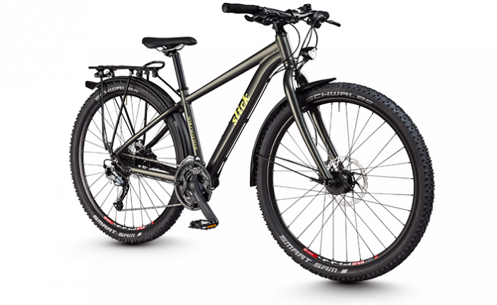 MTB-Cycletech - Slick M