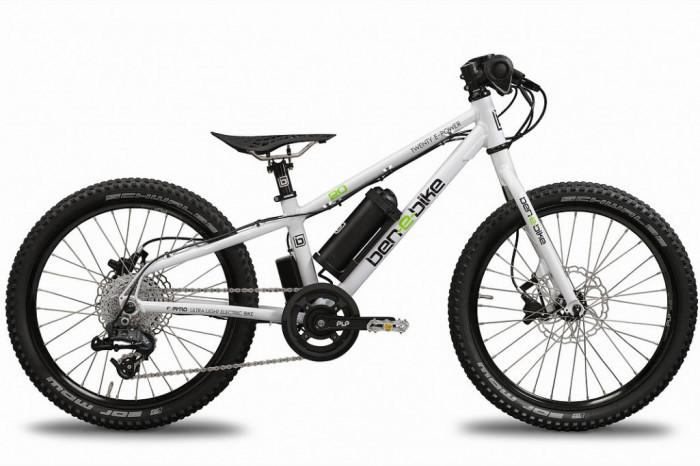 Ben-E-Bike - Twenty E-Power