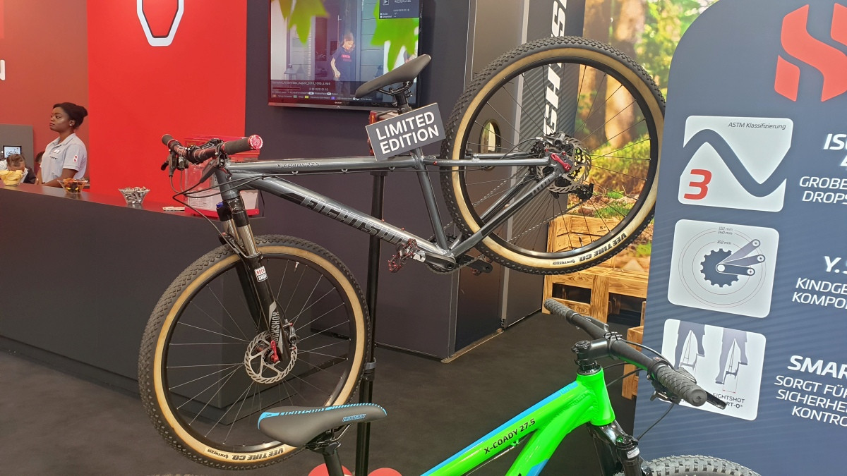 Eightshot 27,5 Zoll Limited Edition Jugend-Mountainbike