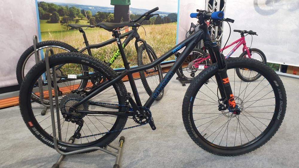 Pyro Bikes auf der Eurobike 2019