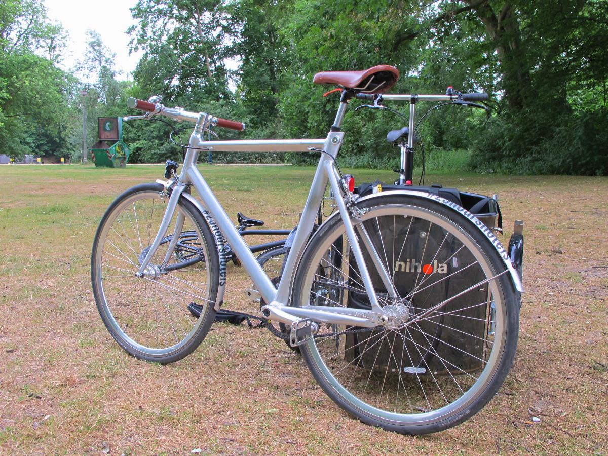 """Schindelhauer Bikes """"Siegfried"""""""
