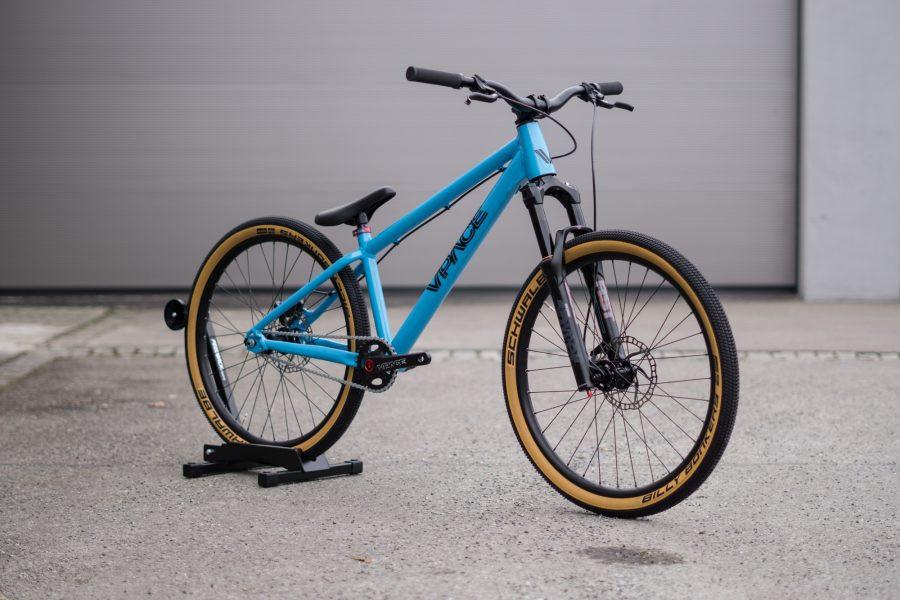 VPACE Danny - neues, leichtes Dirtbike