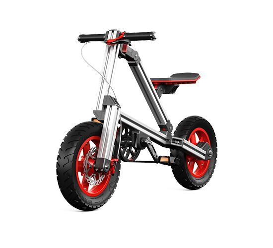 Infento Fahrrad mit Scheibenbremse