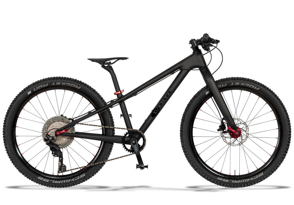 KUbikes Carbon 24 Zoll